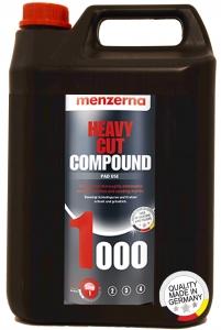 Купить Высокоабразивная полировальная паста «MENZERNA» Heavy Cut Compound 1000, 5л / 7,2кг - Vait.ua