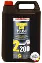 Cреднезернистая полировальная паста 2-го шага полировки «MENZERNA» Heavy Cut Polish 2200, 5л / 5,2кг