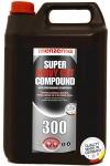 Высокоабразивная полировальная паста «MENZERNA» Super Heavy Cut Compound 300, 5л / 6,6кг
