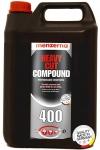 Многошаговая крупнозернистая полировальная паста «MENZERNA» Heavy Cut Compound 400, 5л / 5,6кг