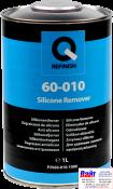 60-010-1000, Q-Refinish, Очиститель поверхности, SILICONE REMOVER, 1л