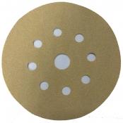 60479 Абразивный диск 3М D125мм, 9отв., Р320