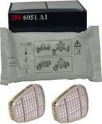 6051 Фильтр от органических газов и паров 3M
