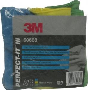 Купить 60668 Многоразовая высокоэффективная полировальная салфетка 3M - Vait.ua