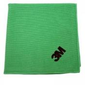 60671 Зеленая многоразовая высокоэффективная полировальная салфетка 3M Perfect-itTM III, 36 х 32см