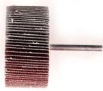 64509 Лепестковая щетка на шпинделе 3M 339 SM, 60х30х6, Р80