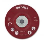 64861 Сменная оправка для фибровых кругов 3M Cubitron II (ребристая), 125мм х 22 мм