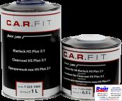 7-223-1000, C.A.R.FIT, 2K HS Plus Clearсoat, Прозрачный лак HS, комплект 1л + 0,5л
