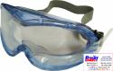 Очки закрытые защитные 3M FAHRENHEIT, ацетатная линза, защитная пленка