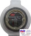 72322 3M Двусторонняя клеющая лента PT 1100 толщина 1.1 мм, цвет - черный, 20мм х 2м