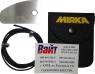 Металлическое полотно (каттер) (нож для срезки подтеков лака) для удаления дефектов Mirka, 48 х 28мм