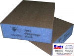 Абразивный блок 4-х сторонний SIA, 98x69x26мм Ultrafine