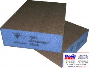 Купить Абразивный блок 4-х сторонний SIA, 98x69x26мм Ultrafine - Vait.ua