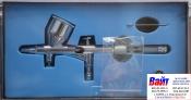 80-897 Аэрограф профессиональный металлический MIOL PREMIUM, дюза 0,2мм