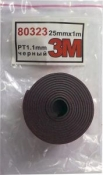 Двусторонняя клейкая лента 3M, 25мм х 1м