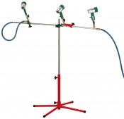 Штатив SATA dry jet stand с двумя фенами в комплекте