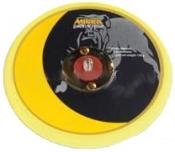 """Диск-подошва Mirka D125 мм, средней жесткости, 5/16"""" (на липучке) для шлифовальной машинки"""