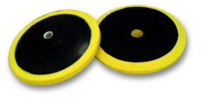 """Купить Диск-подошва Mirka Ø 175 мм, средней жесткости, резьба М14 (крепление """"липучка"""") для полировальных машинок - Vait.ua"""