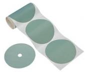 88928 Абразивный диск для стекла 3M 268XA Trizact Stikit 125мм, зерно А10, cиний