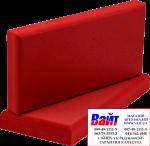 89020 Шлифовальный блок Pyramid Large 195х90х15мм, твердый, красный
