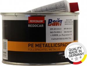 Купить Шпатлевка Feycolor ALU с алюминиевым наполнителем, 1,0 кг - Vait.ua