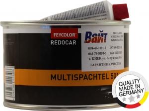 Купить Универсальная полиэфирная шпатлевка Feycolor, 1кг - Vait.ua