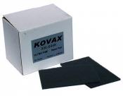 Матирующий лист скотч-брайт KOVAX Very Fine, 152мм х 229мм, серый