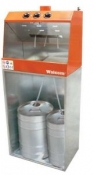 Установка для ручной мойки краскораспылителей Walcom EASY