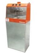 Установка для ручной мойки краскораспылителей Walcom EASY/S (с дверцами)