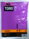 Пленка маскировочная TORO прозрачная, 4 х 5м, 5микрон