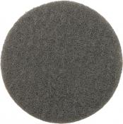 Cкотч-брайт в дисках SMIRDEX (серия 925) S / Ultra Fine (зерно Р600), диам. 150мм, темно-серый