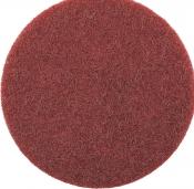 Cкотч-брайт в дисках SMIRDEX (серия 925) A / Very Fine (зерно Р320), диам. 150мм, красный