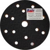 93115 Универсальная жесткая подложка PYRAMID, диаметр 150мм, 15 отверстий, оранжевая