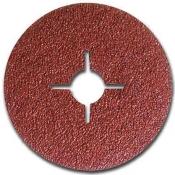 Круг фибровый 985С с минералом ЗМ™ Cubitron™, диаметр 125мм (125мм x 22мм), P36