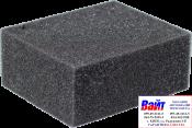 999038, SCHWAMM WEICH SCHWARZ, Koch Chemie, Черная губка средней плотности для работ по кузову, внешнему пластику и резине