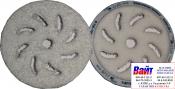 """9.BF150FH Полировальный круг из микрофибры жесткий Rupes, Крепление на """"липучке"""", D 130/150"""