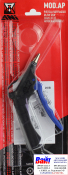 AH051118 ANI AP/1 Пистолет пластиковый для продувки, короткий, с металлическим носиком. Внутренняя резьба 1/4F