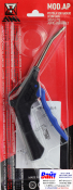 AH051318 ANI AP/3 Пистолет пластиковый для продувки, длинный, с металлическим носиком. Внутренняя резьба 1/4F