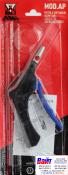 AH051718 ANI AP/V Пистолет пластиковый для продувки, с носиком Вентури. Внутренняя резьба 1/4F