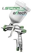 Краскопульт Anest Iwata LS-400 entech PRO KIT 1.2 ЕТS, дюза 1,2 мм