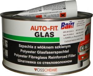 Купить Шпатлевка со стекловолокном AUTO-FIT GLAS, 1,80 кг - Vait.ua