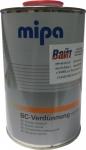 """Растворитель для базовых эмалей (""""металликов"""") MIPA, 1,0л"""