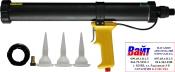 Sika BLP-600 Пневмопистолет для нанесения герметика для картриджей и мягких труб, 600мл