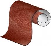Шлифовальная бумага на тканевой основе INTERTOOL BT-0718, 20см х 50м, K80