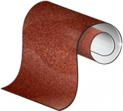 Шлифовальная бумага на тканевой основе INTERTOOL BT-0721, 20см х 50м, K120