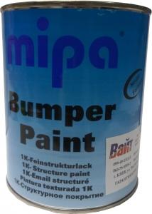 Купить Однокомпонентная структурная бамперная краска MIPA Bumper color серая, 1л - Vait.ua