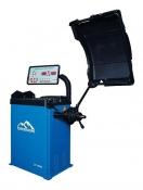 Балансировочный станок со светодиодным дисплеем Trommelberg CB1950B с ручным вводом параметров (для колес до 70 кг)