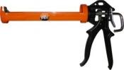 Пистолет выжимной механический для твердых гильз AirPro, металлический, полукруглый