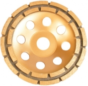 Фреза торцевая шлифовальная алмазная INTERTOOL CT-6115, 115 х 22,2 мм