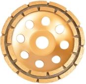 Фреза торцевая шлифовальная алмазная INTERTOOL CT-6125, 125 х 22,2 мм